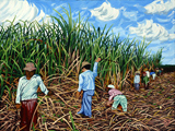 Sugar Cane Workers III